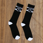 Sector 9 Black 9 Ball Socks