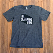 TSS Shop T-Shirt Men's Charcoal Heather
