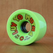 Dregs 66mm 78a GREEN Luv Yo Mutha Soy Wheels