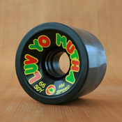 Dregs 66mm 81a Black Luv Yo Mutha Soy Wheels