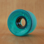 GoldCoast Cherry Bombs 60mm 78a Blue Wheels