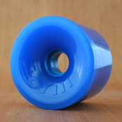 OJ 75mm 78a Thunder Juice Royal Blue Wheels
