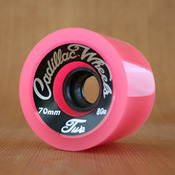 Cadillac 70mm 80a Classic 2 Pink Wheels