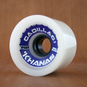 Cadillac 70mm 83a 'Khanas White Wheels