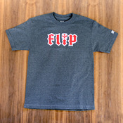 Flip HKD Charcoal Heather T-shirt