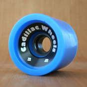 Cadillac 70mm 80a Cruzers Cyan Wheels