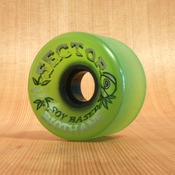 Sector 9 65mm 78a Biothane Soy Green Wheels