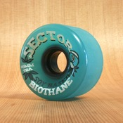 Sector 9 65mm 78a Biothane Soy Blue Wheels