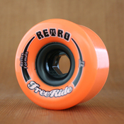 Abec11 Retro Freeride 72mm 89a Orange Plus
