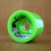 Arbor 63mm 78a Green Street Wheels