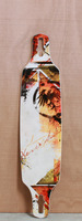 Never Summer 41&quot; Descent DT Longboard Deck