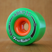 Abec11 Centerset Freeride 72mm 81a