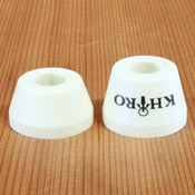 Khiro Tall Cone 73a White Bushings