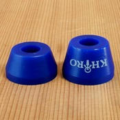 Khiro Tall Cone 85a Blue Bushings