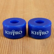 Khiro Double Barrel 85a Blue Bushings
