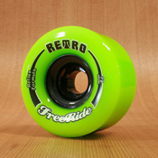 Abec11 Retro Freeride 72mm 80a Lime