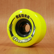 Abec11 Retro Freeride 72mm 83a Lemon