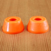 Abec11 Reflex Short Cone Bushing 89a Orange Plus