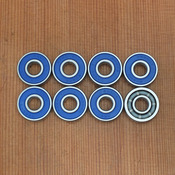 Bear Abec7 Steel 8mm Bearings