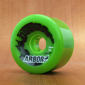Arbor 70mm 78a Green Street Wheels
