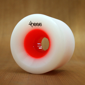 These 70mm 80a Red Hub Wheels