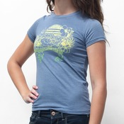Sector 9 Sunset Grey T-Shirt