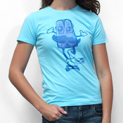 Sector 9 Popsicle Blue T-Shirt