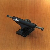 Independent 129mm Reynolds GC Hollow Baker Black Trucks