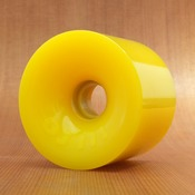 OJ 75mm 78a Thunder Juice Yellow Wheels