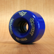 Gravity Drifter 70mm 83a Blue Wheels