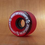 Sector 9 61mm 78a Nineball Red Wheels