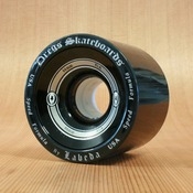 Dregs 66mm 81a Black Wheels