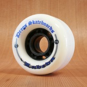 Dregs 70mm 78a White Wheels