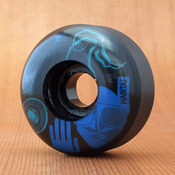 Habitat Bioluminescence Blue 52mm Wheels