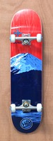"Habitat Airway Japan 7.87"" Skateboard Complete"