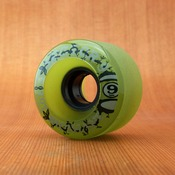 Sector 9 61mm 78a Biothane Soy Green Wheels