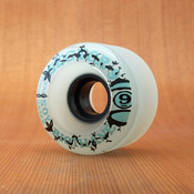 Sector 9 61mm 78a Biothane Soy White Wheels