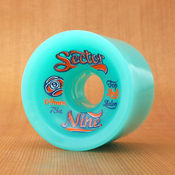 Sector 9 69mm 78a Top Shelf Slalom Green Wheels