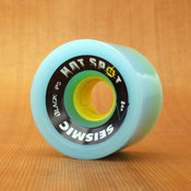 Seismic Hot Spot 63mm 84a Blue Wheels