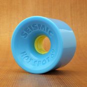 Seismic Hot Spot 69mm 81a Blue Wheels