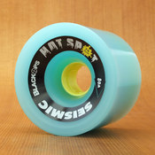 Seismic Hot Spot 76mm 80a Blue Wheels