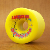 Seismic Landslide 75mm 79a Yellow Wheels