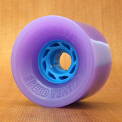 Seismic Speed Vent 77mm 83a Purple Wheels
