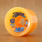 Sector 9 69mm 78a Top Shelf Slalom Orange Wheels