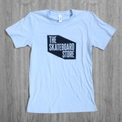TSS Shop T-Shirt Men's Light Blue