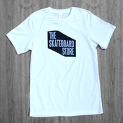 TSS Shop T-Shirt Men's White