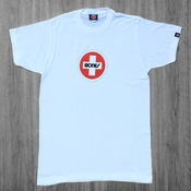Bones Swiss Circle White T-Shirt