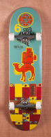 "Habitat Gall Pack Animal 8.5"" Skateboard Complete"