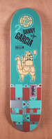"Habitat Garcia Pack Animal 8.0"" Skateboard Deck"