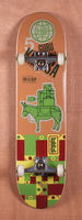 "Habitat Khalsa Pack Animal 8.0"" Skateboard Complete"